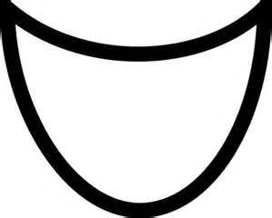 Mouth clipart sad. But happy smile images