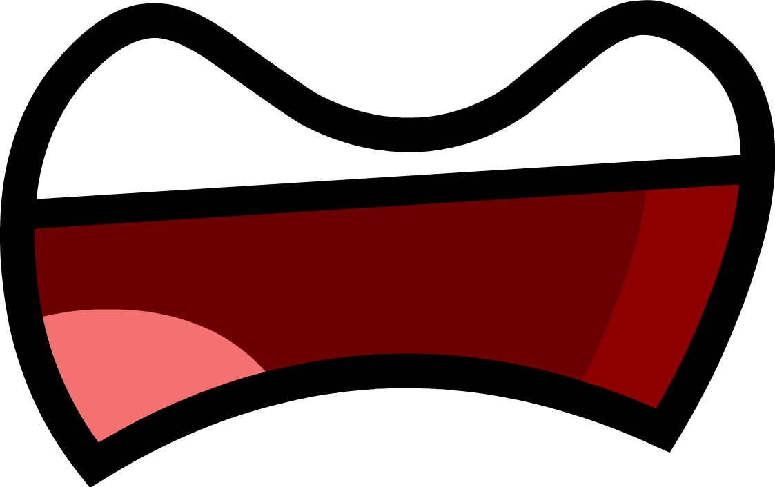 Mouth open png. Image shocked battle for