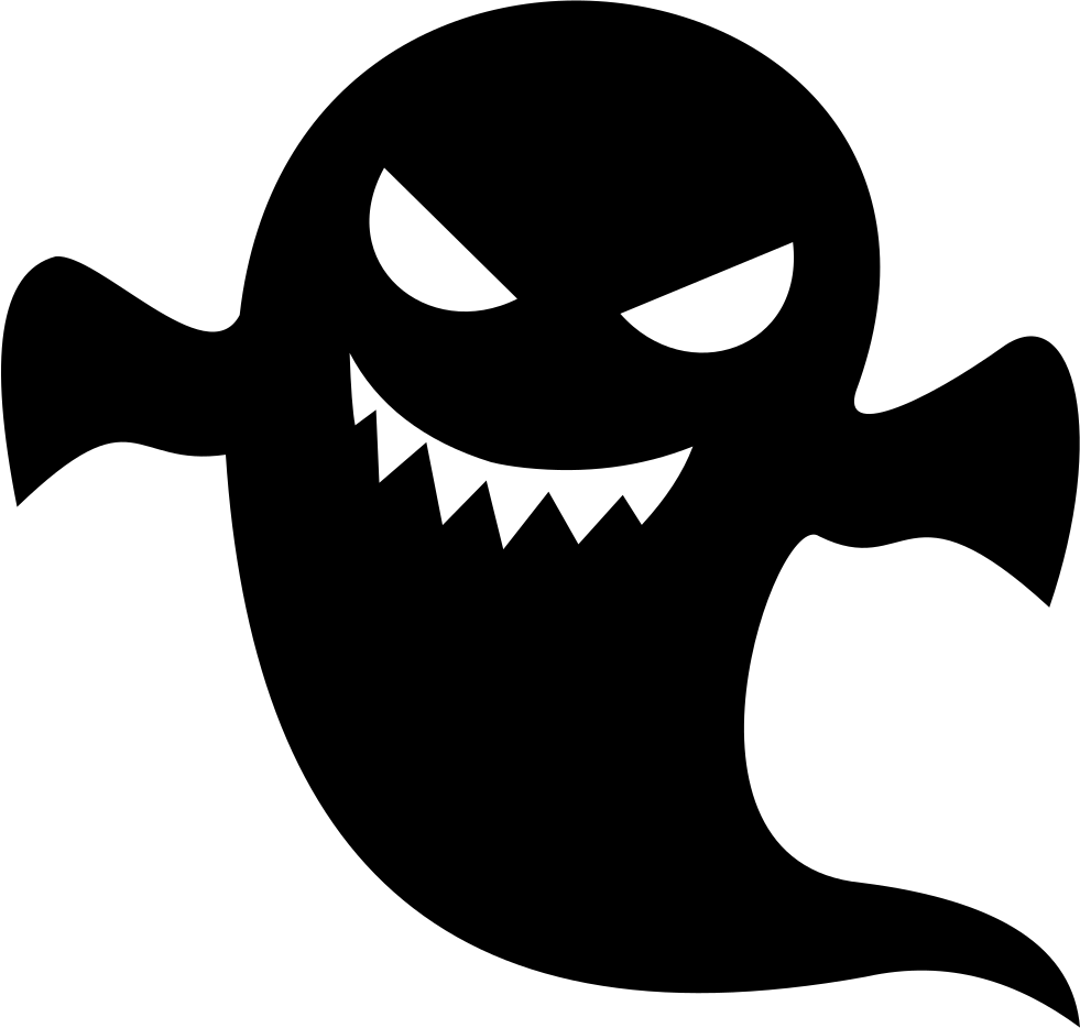 Mouth svg creepy. Ghost png icon free