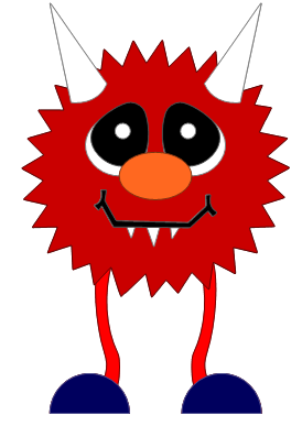 Mouth svg cute monster. Free file monsters dinosaurs
