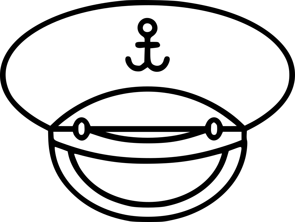 Mouth svg minion. Captains hat png icon