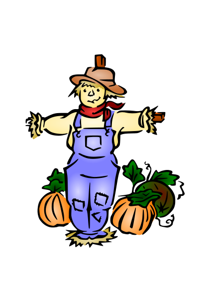 Mouth svg scarecrow. Clipart field frames illustrations
