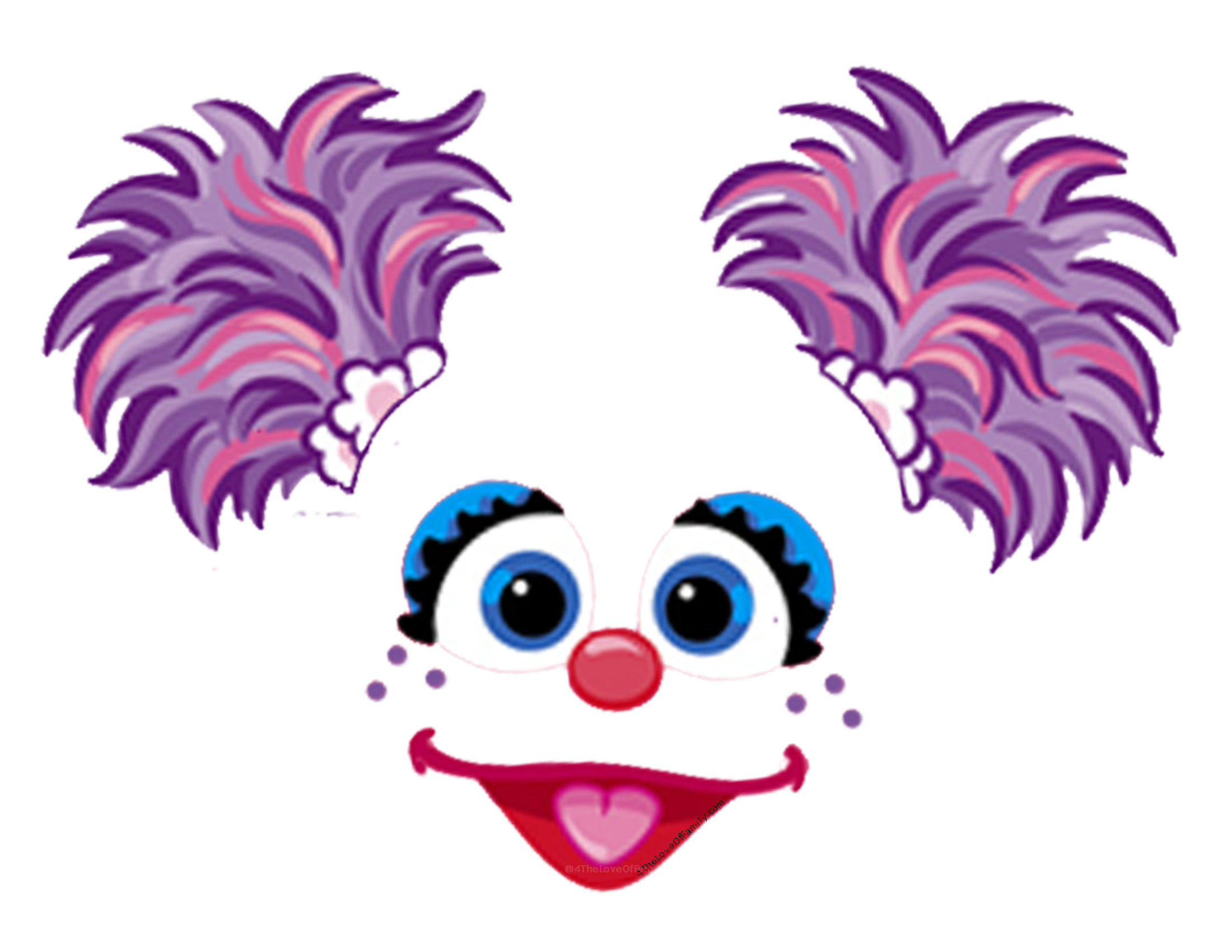 Mouth Svg Sesame Street Character Picture 1134104 Mouth