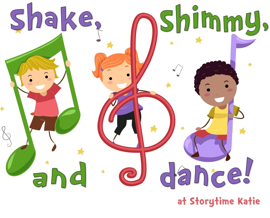 Movement clipart singer dancer. Music and storytime katie