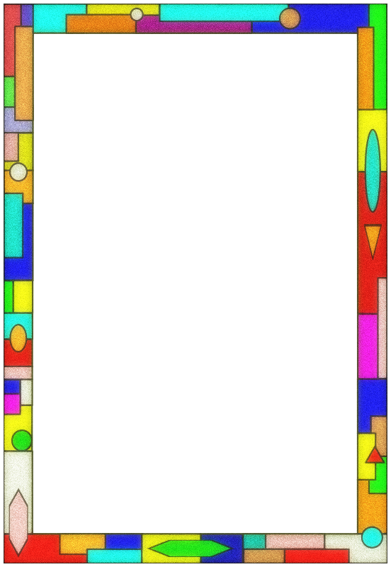 Movie border png. Clipart stained glass medium