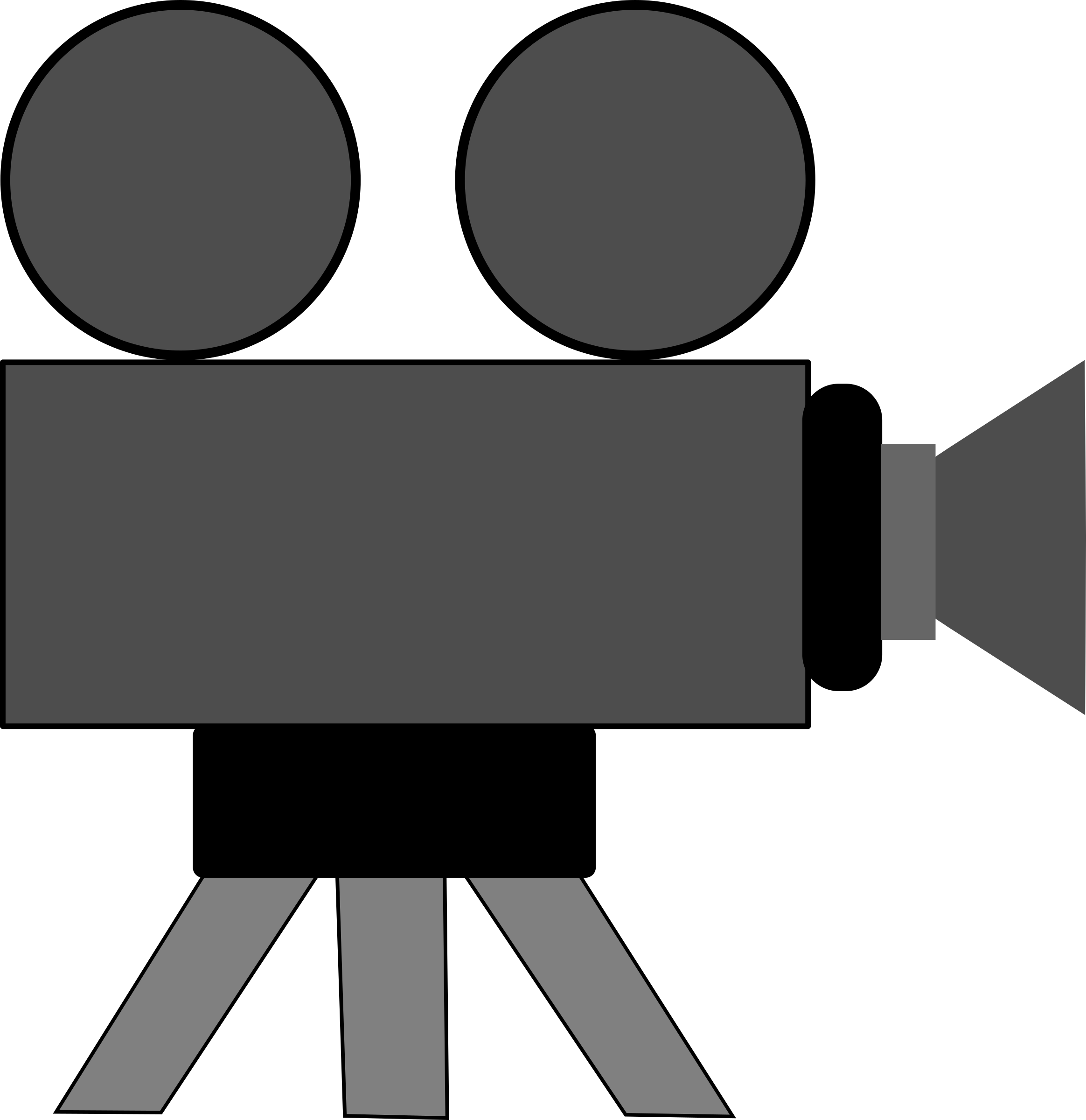 Clip movis animated. Movie camera icons png