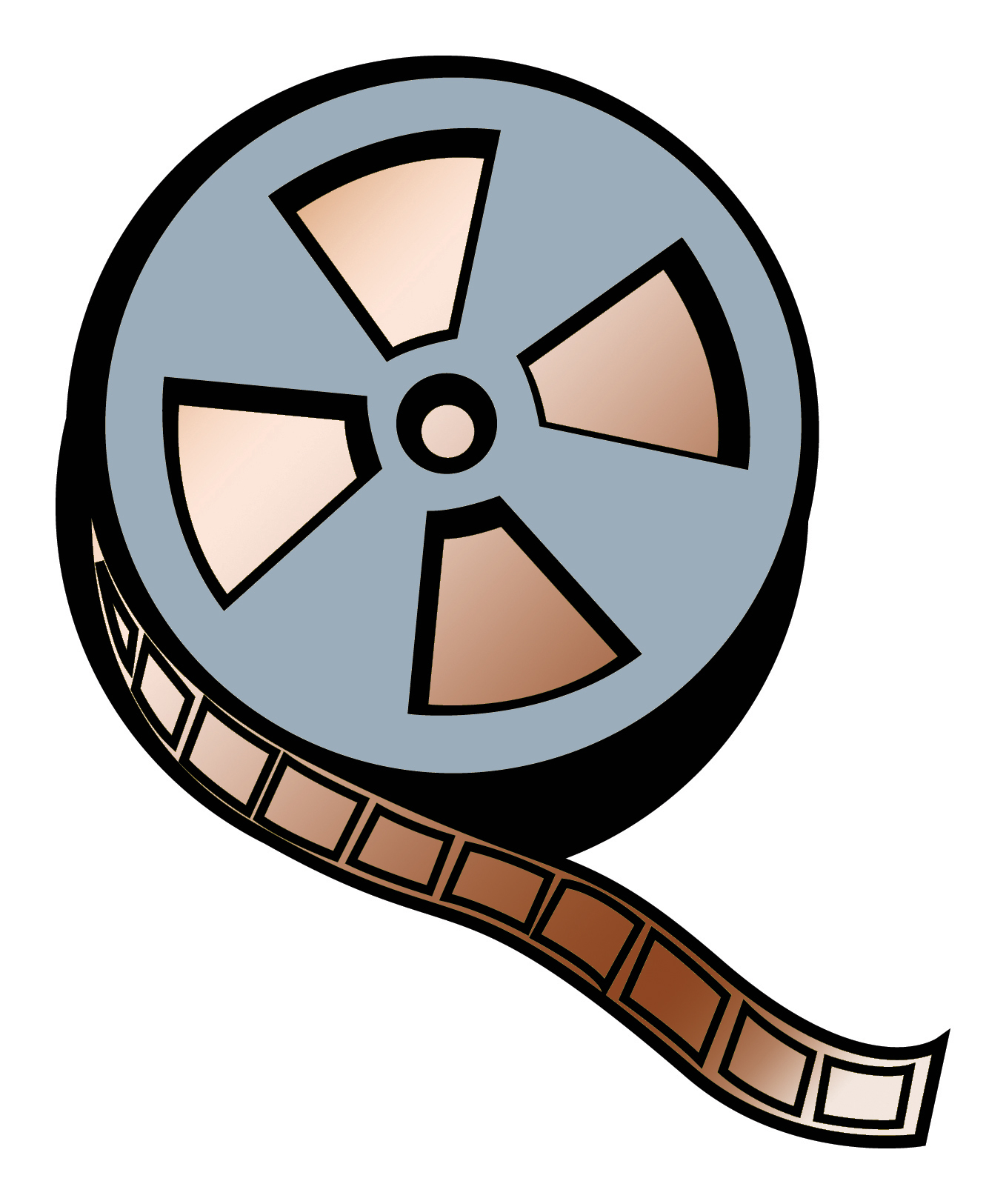 Movie cartoon. Cinema clipart transparent free