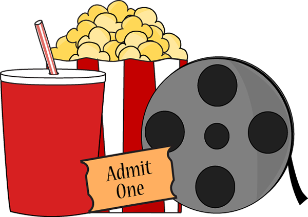 movie clipart clipart cute