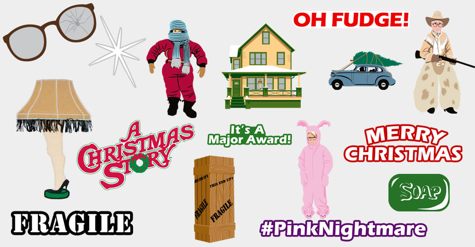 Movie clipart christmas story. A clipground