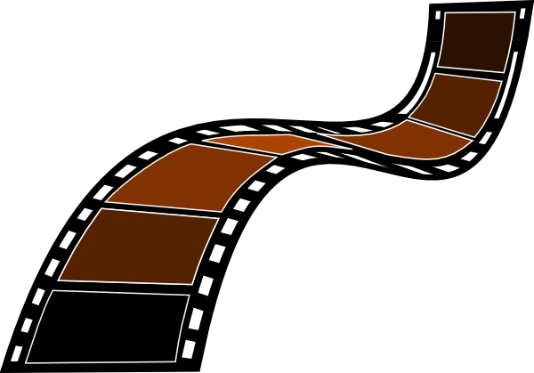 Movie clipart png. Film clip art at