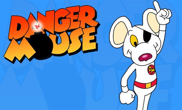 Movie dangermouse. Sony cooking up danger