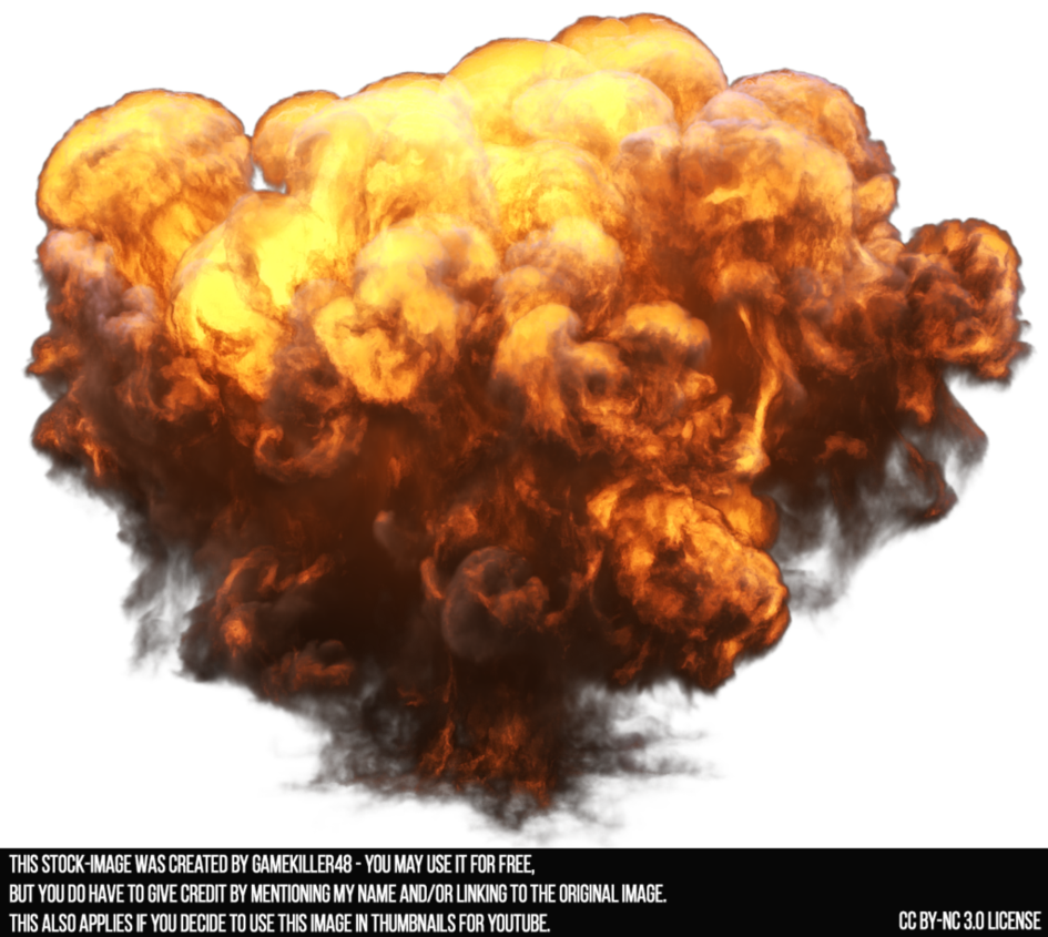 Movie explosion png. Test by gamekiller on