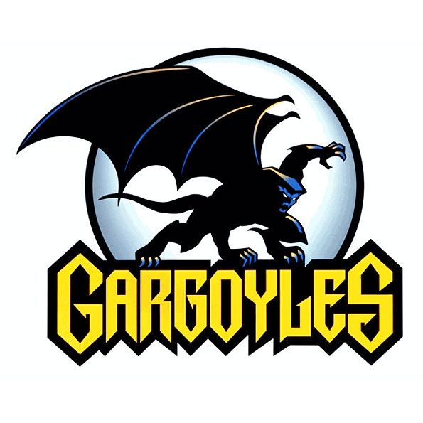 Movie gargoyles