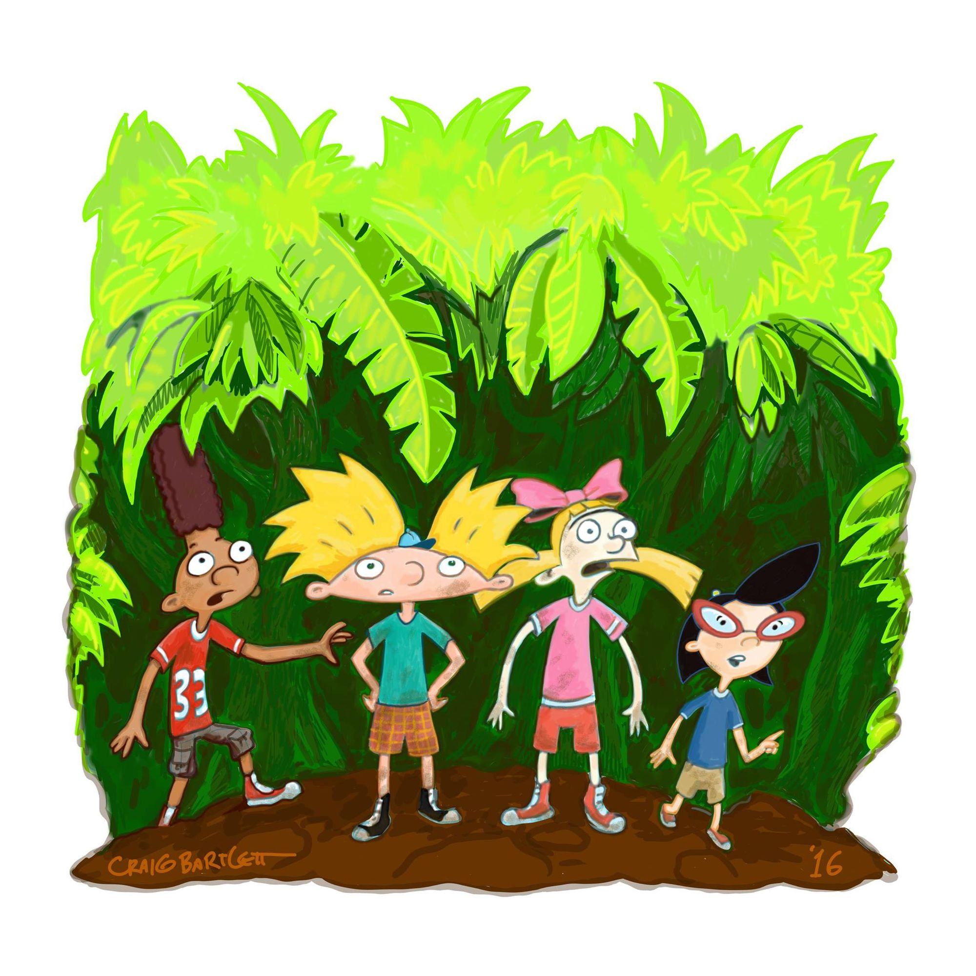 Movie hey arnold. Free cliparts download clip