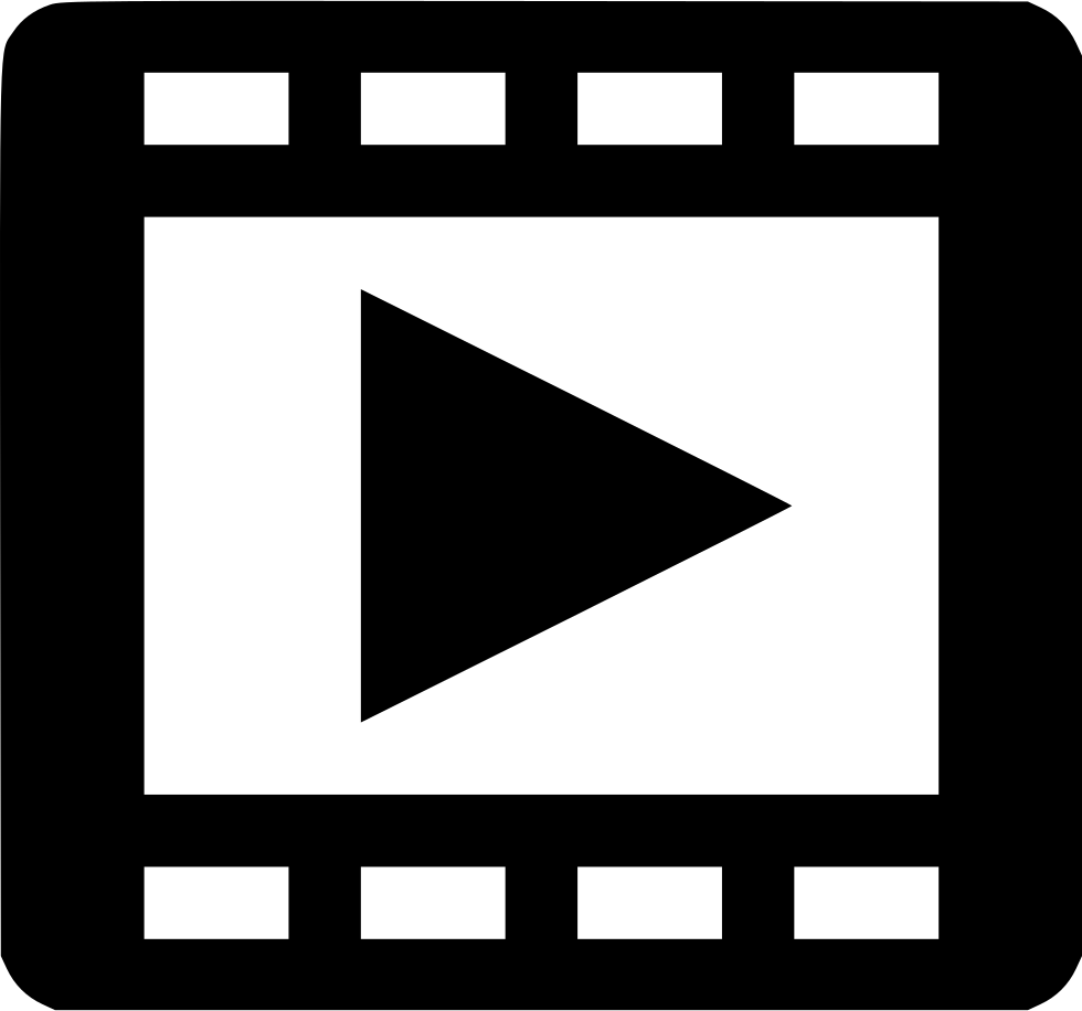Movie png icon. Play svg free download