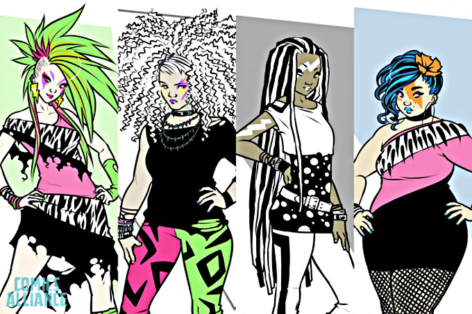 Movie jem. Forget the and holograms