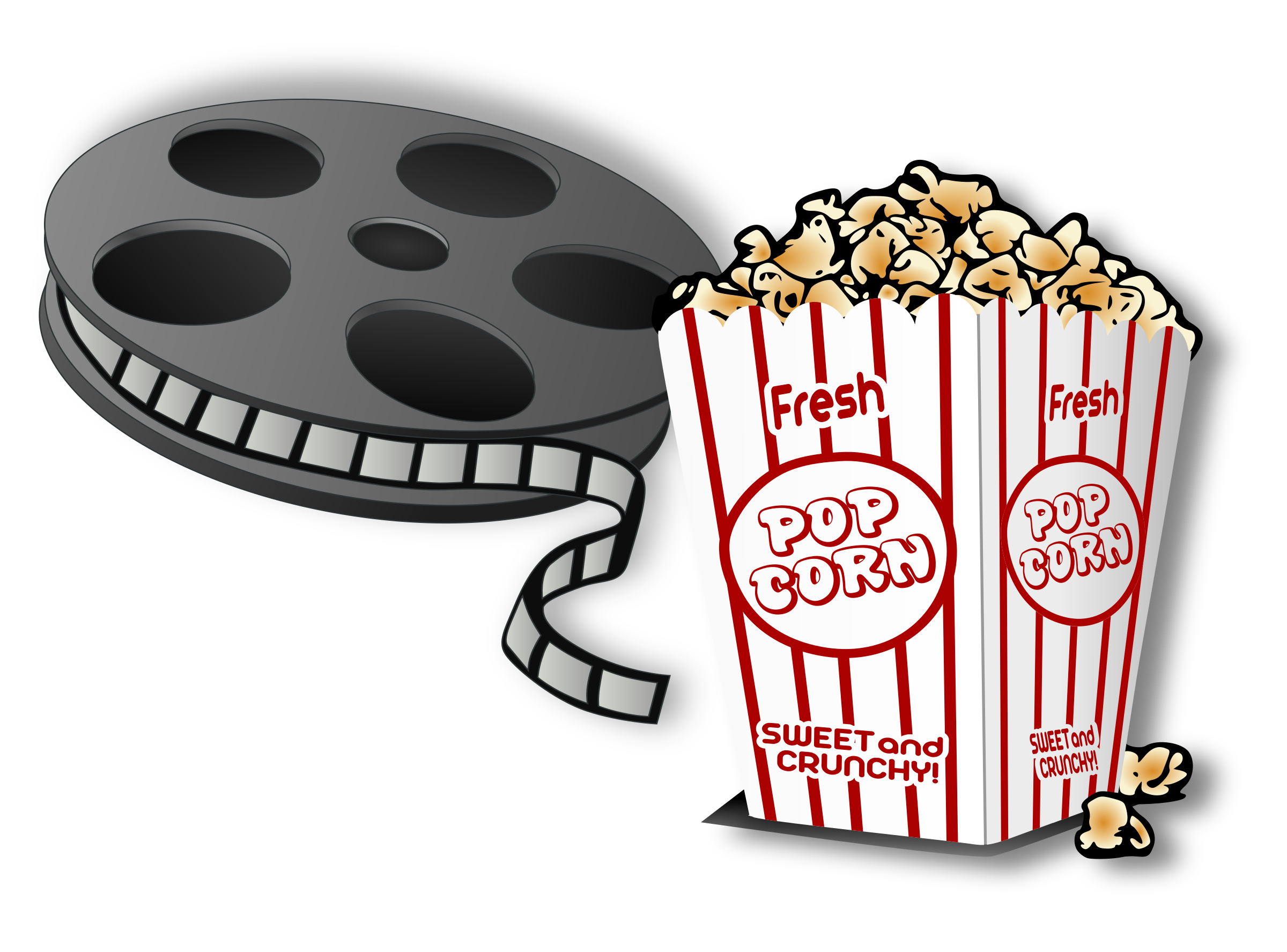 Movie popcorn png. Hot and a remix