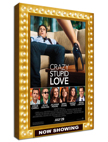 Movie poster frame png. Premiere series marquee home