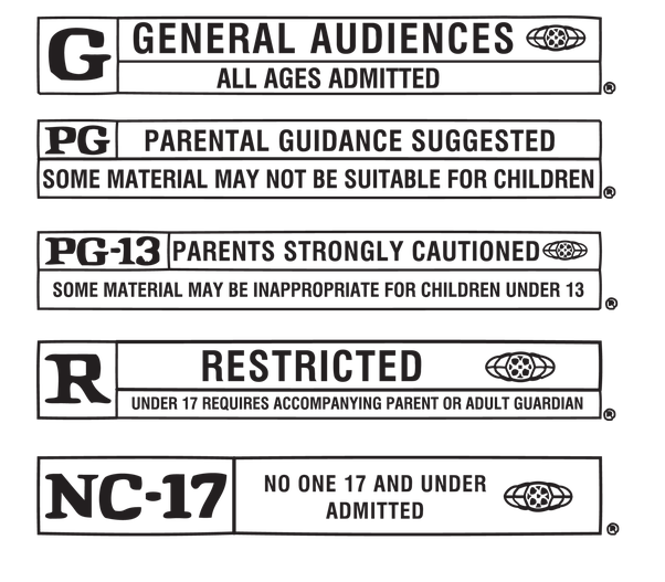 Movie rating png. Is pg a quora