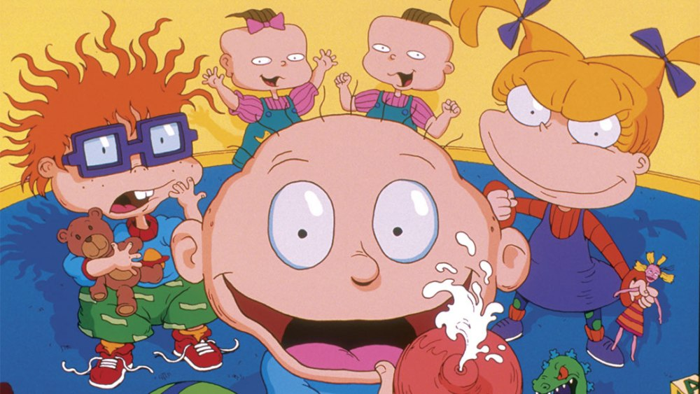 Movie rugrats. To be relaunched live