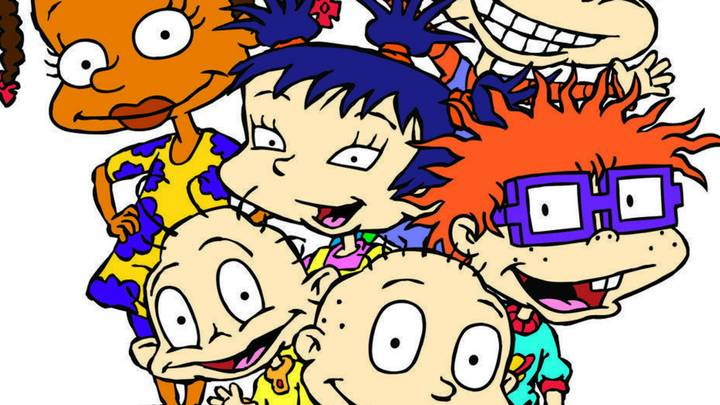 Movie rugrats. A live action has