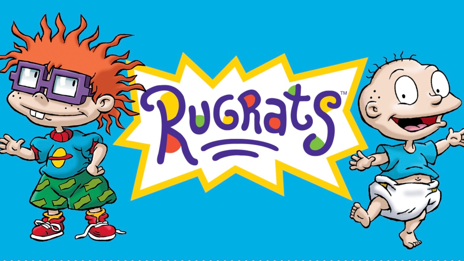 Movie rugrats. Coming back with a