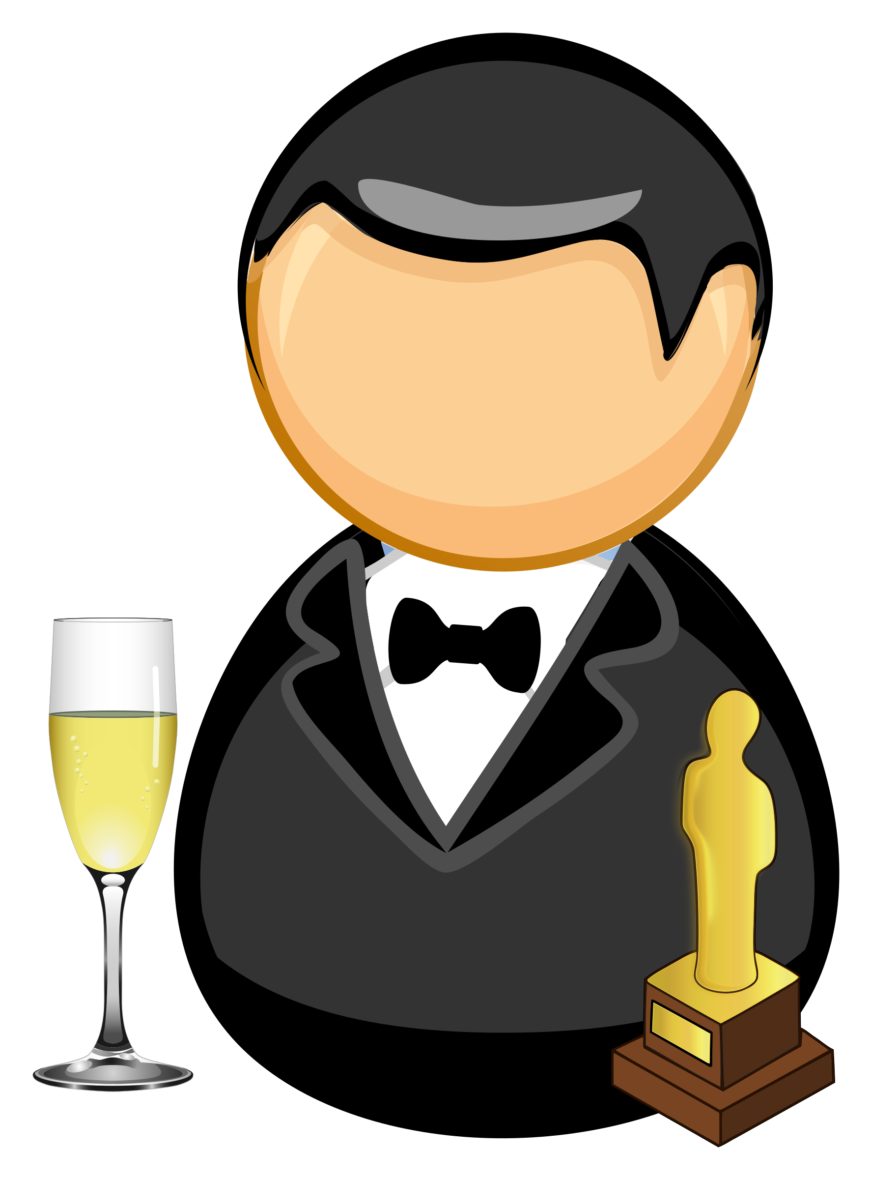 Movie star png. Actor icons free and