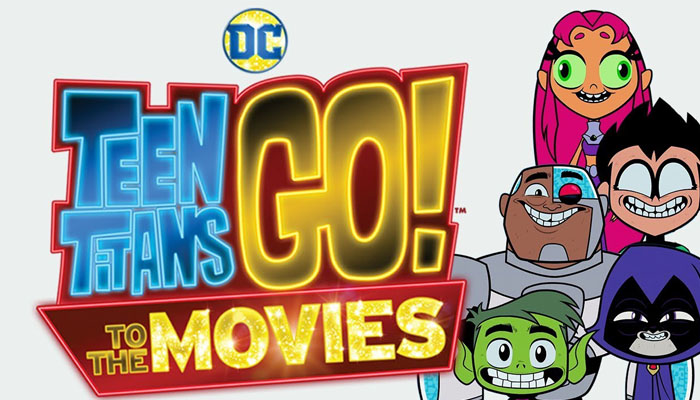 Movie teen titans. Review go to the