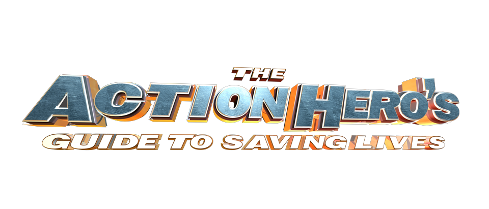 Movie text png. The action hero s