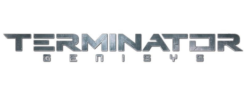 Movie text png. Image terminator genisys logo