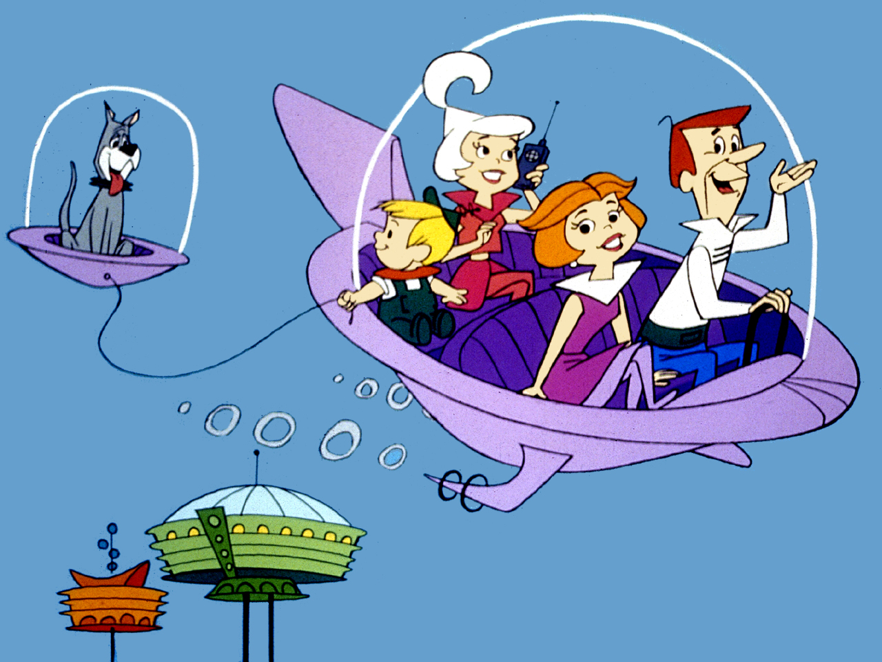 Movie the jetsons. Moving forward at warner