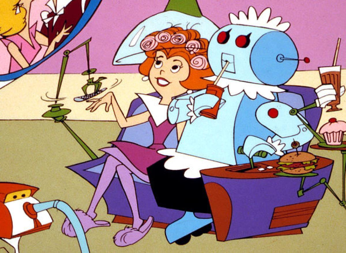 Movie the jetsons. To be developed by