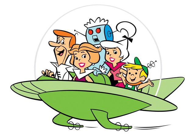 Movie the jetsons. Gets sausage party director