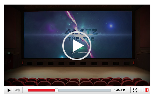Movie theater screen png. Cinematic advertising on screens