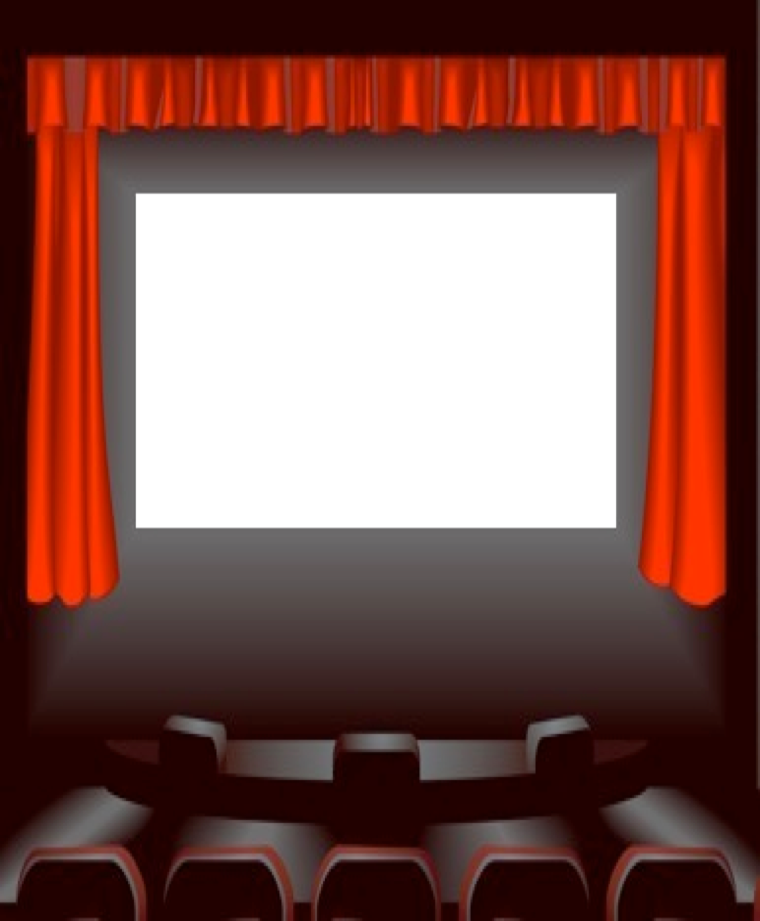 Movie theater screen png. Naska lopez projects page