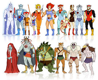 Movie thundercats. About that with a