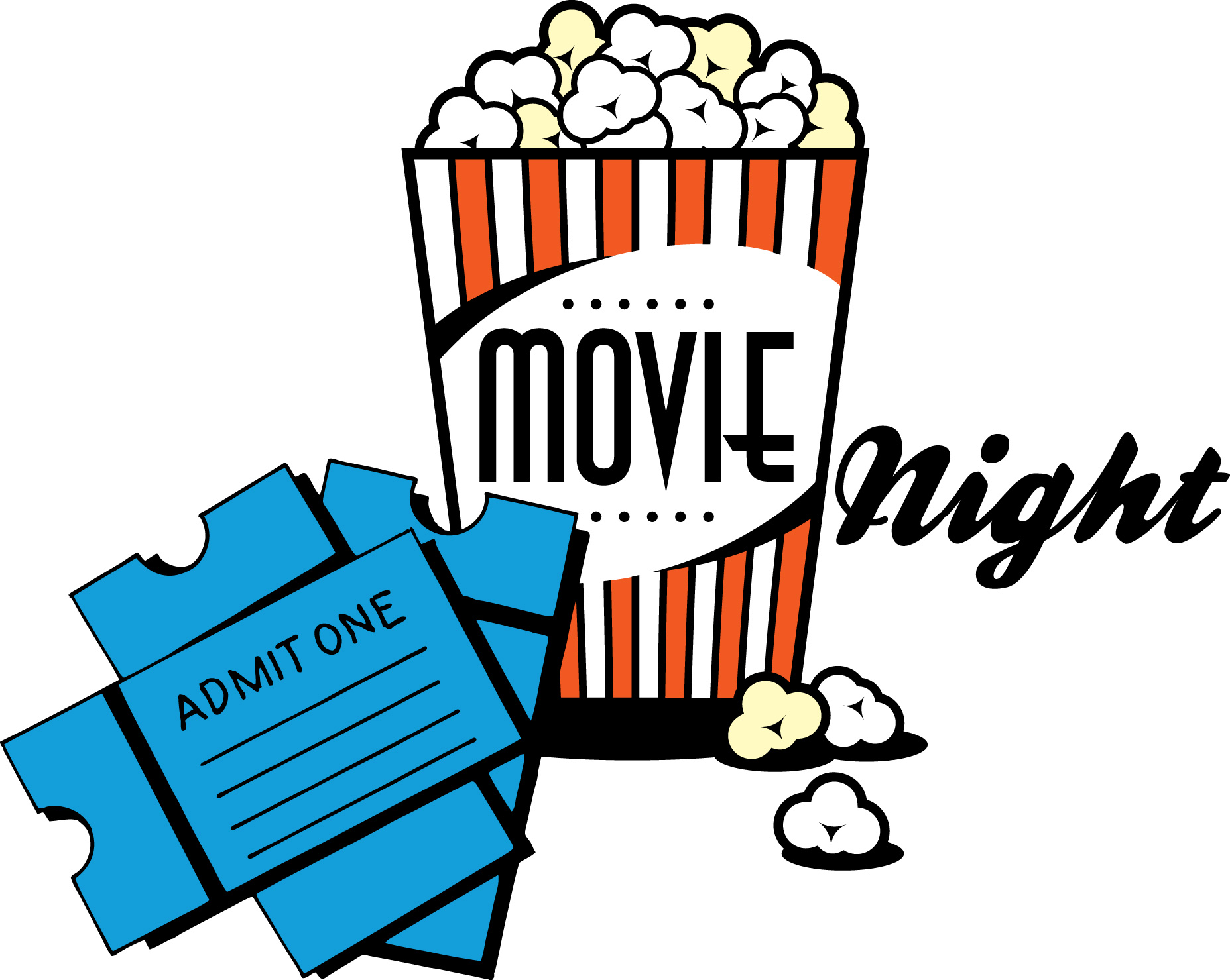 Movies clipart. Free watching movie cliparts