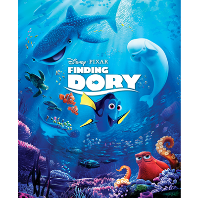 Movies clipart finding dory. Disney