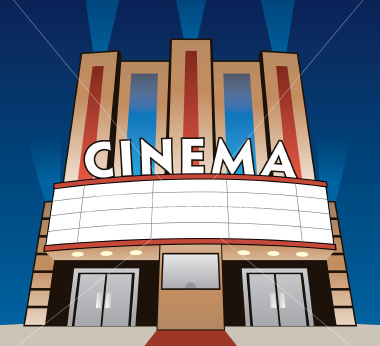 Movies clipart movie house. Theater drawing at getdrawings