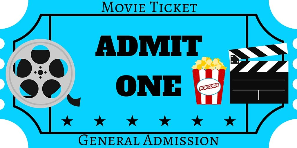 Movies clipart printable. Movie ticket cilpart skillful