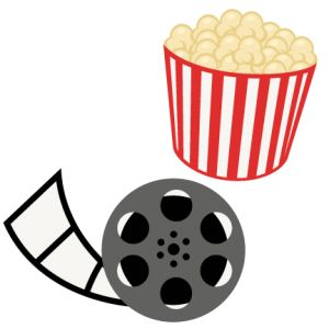 Movies clipart printable. Best clip art