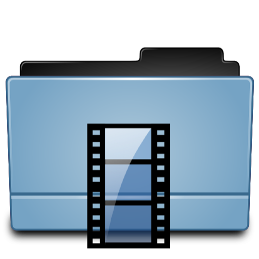 Movies folder png. Icon free download as