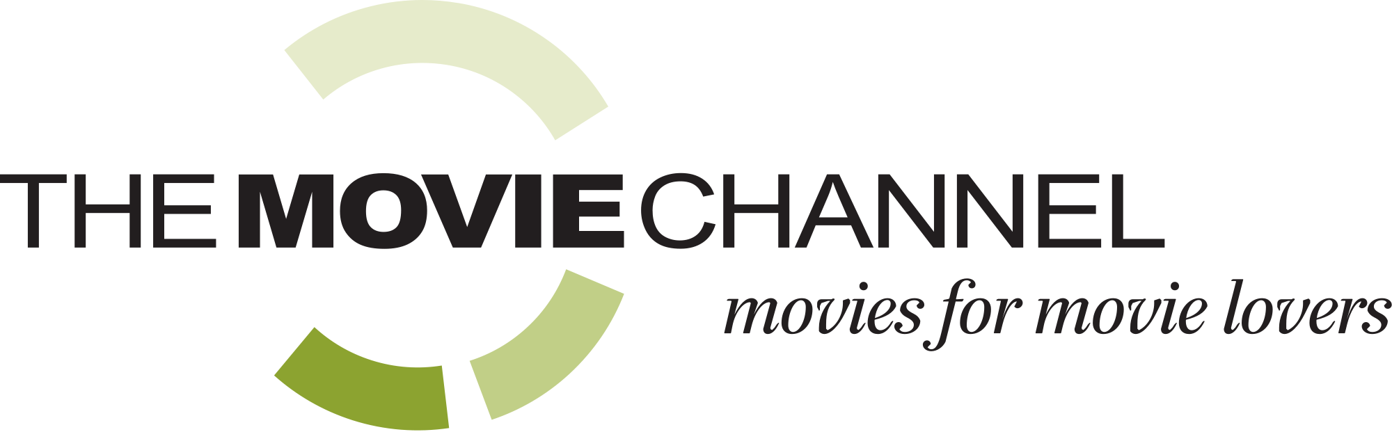 Movies vector logo. File the movie channel