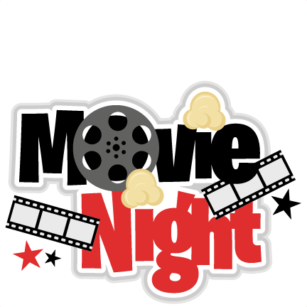 Movies vector movie night. To watch on