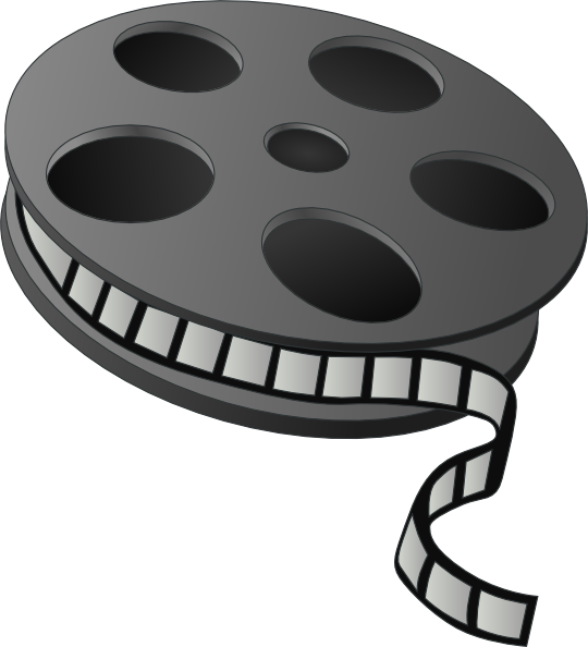 Movies vector snapper. Clipart movie huge