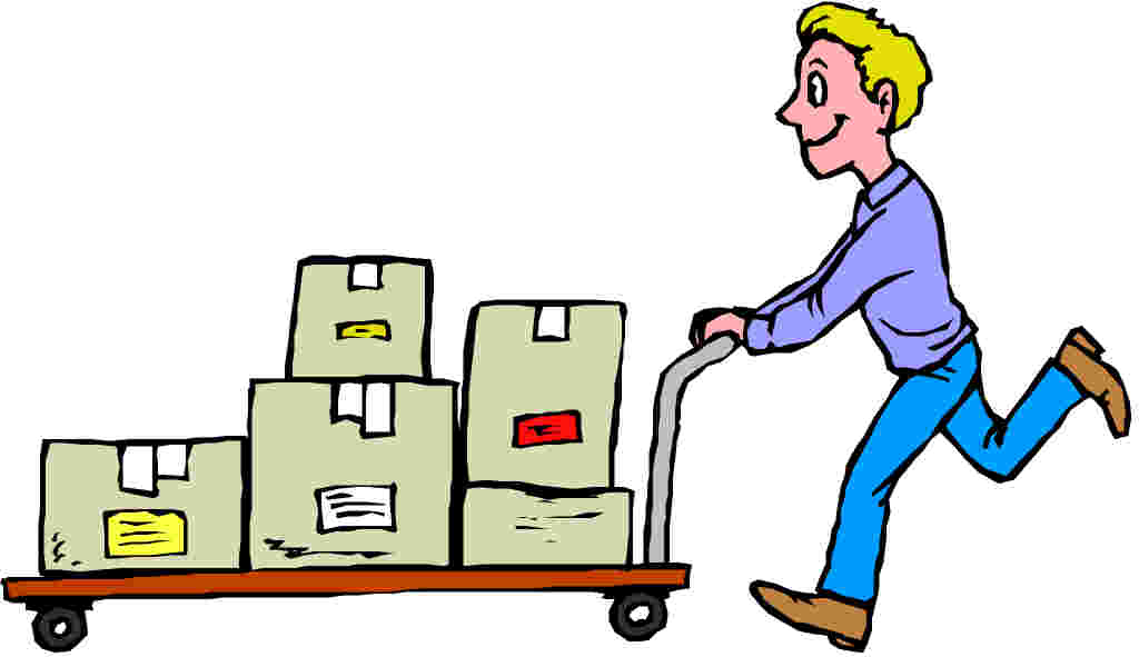 moving clipart