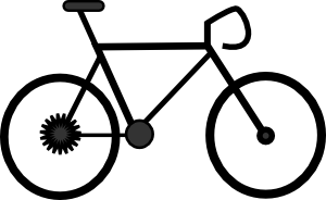 Moving clipart bicycle. Free bike cliparts download
