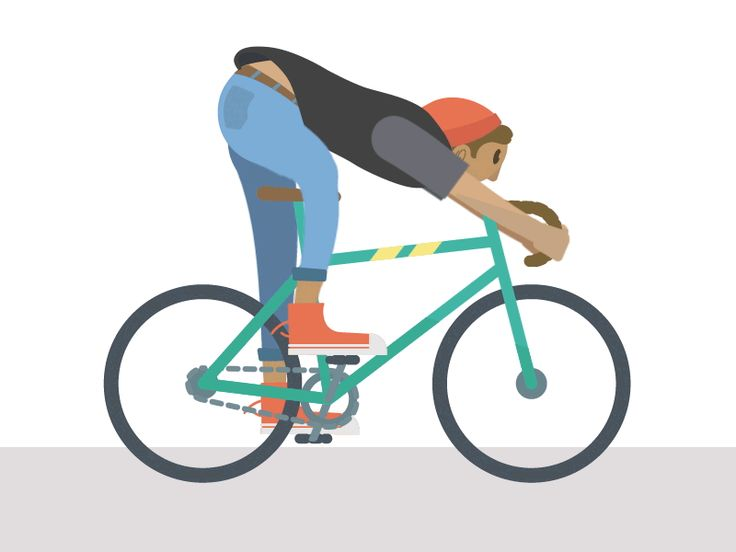 Cycling clipart animation. Best gifs de