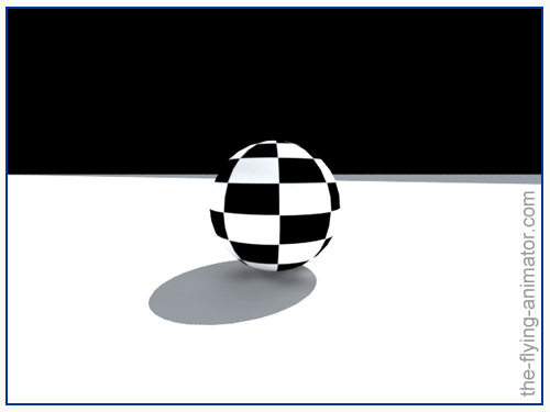 Moving clipart end. Animations computer physic minimalistics