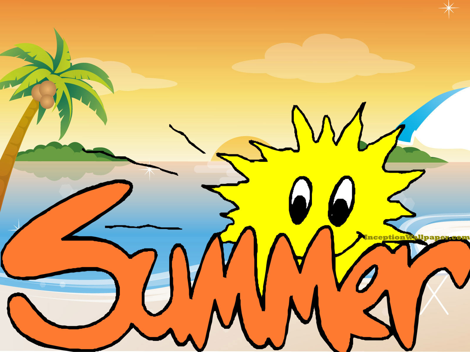 Moving clipart summer. Animated pictures group free